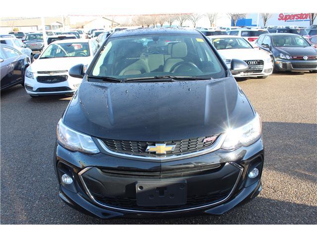 2017 Chevrolet Sonic LT Auto (Stk: 170135) in Medicine Hat - Image 2 of 24