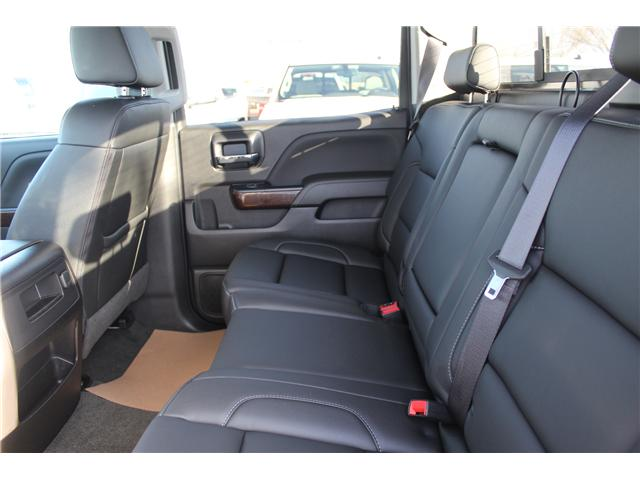 2017 GMC Sierra 1500 SLT (Stk: 153824) in Medicine Hat - Image 12 of 21
