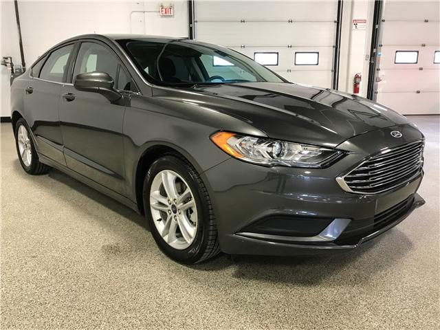 2018 Ford Fusion SE (Stk: O11868) in Calgary - Image 2 of 10
