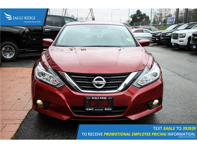 2017 Nissan Altima 2.5 SV (Stk: 179121) in Coquitlam - Image 2 of 18