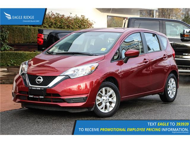 2017 Nissan Versa Note 1.6 SV (Stk: 179136) in Coquitlam - Image 1 of 16
