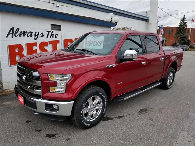2016 Ford F-150 Lariat (Stk: 18-707) in Oshawa - Image 3 of 16