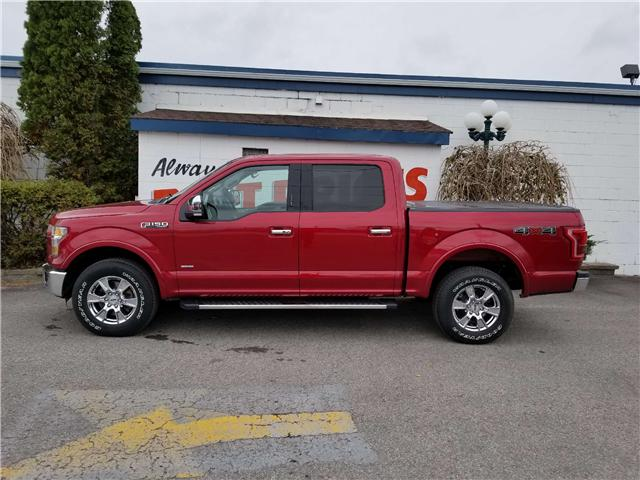 2016 Ford F-150 Lariat (Stk: 18-707) in Oshawa - Image 4 of 16
