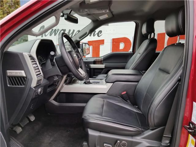2016 Ford F-150 Lariat (Stk: 18-707) in Oshawa - Image 8 of 16