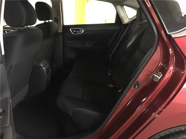 2017 Nissan Sentra 1.8 SV (Stk: WE163) in Edmonton - Image 10 of 22