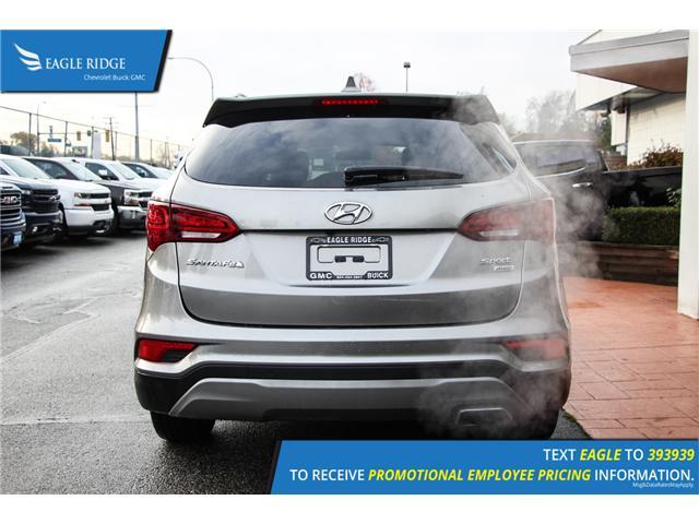 2018 Hyundai Santa Fe Sport 2.4 Premium (Stk: 189152) in Coquitlam - Image 5 of 17