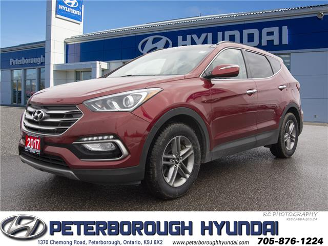 2017 Hyundai Santa Fe Sport 2.4 SE (Stk: h11810a) in Peterborough - Image 1 of 23