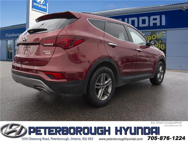 2017 Hyundai Santa Fe Sport 2.4 SE (Stk: h11810a) in Peterborough - Image 4 of 23