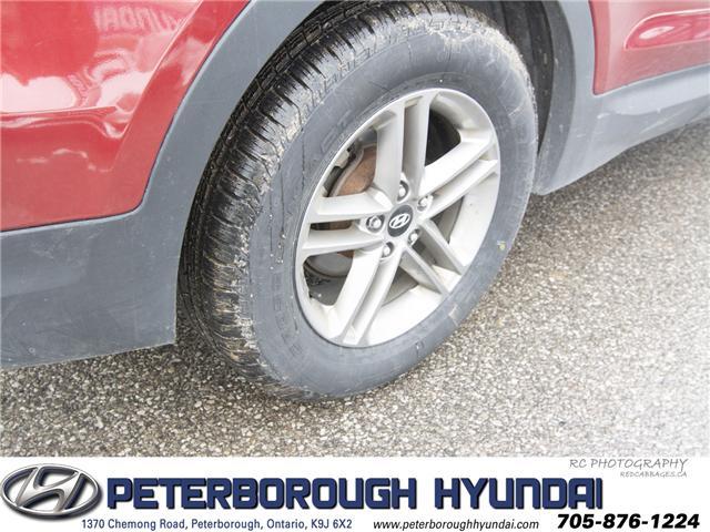 2017 Hyundai Santa Fe Sport 2.4 SE (Stk: h11810a) in Peterborough - Image 5 of 23