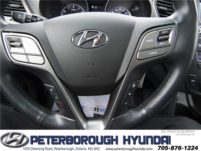 2017 Hyundai Santa Fe Sport 2.4 SE (Stk: h11810a) in Peterborough - Image 13 of 23