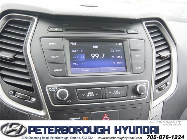 2017 Hyundai Santa Fe Sport 2.4 SE (Stk: h11810a) in Peterborough - Image 15 of 23