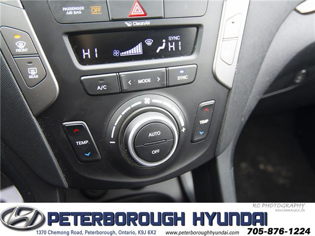 2017 Hyundai Santa Fe Sport 2.4 SE (Stk: h11810a) in Peterborough - Image 16 of 23