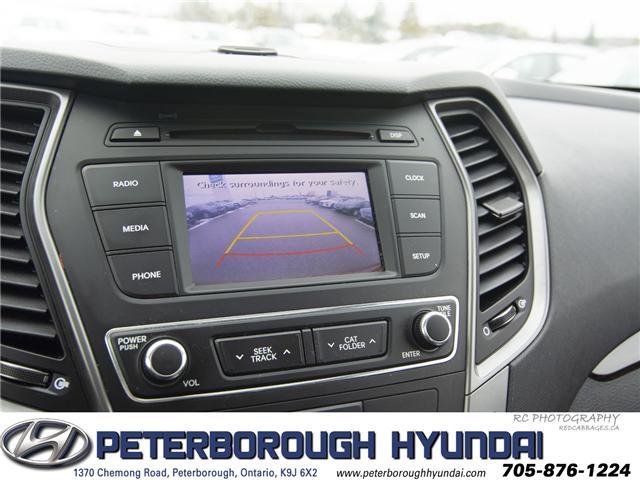 2017 Hyundai Santa Fe Sport 2.4 SE (Stk: h11810a) in Peterborough - Image 18 of 23