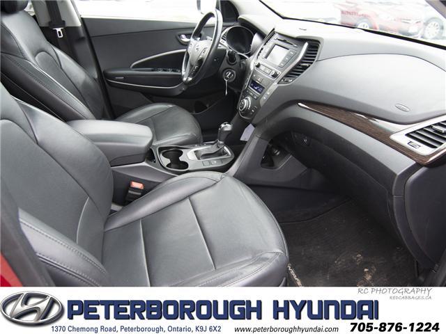2017 Hyundai Santa Fe Sport 2.4 SE (Stk: h11810a) in Peterborough - Image 19 of 23