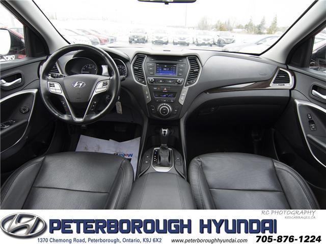 2017 Hyundai Santa Fe Sport 2.4 SE (Stk: h11810a) in Peterborough - Image 21 of 23