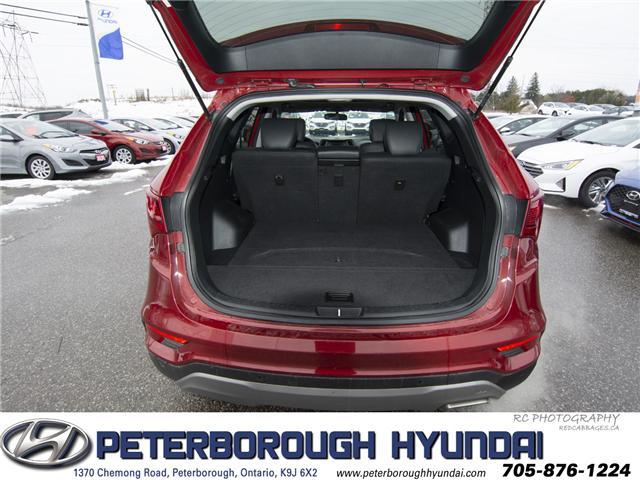 2017 Hyundai Santa Fe Sport 2.4 SE (Stk: h11810a) in Peterborough - Image 22 of 23