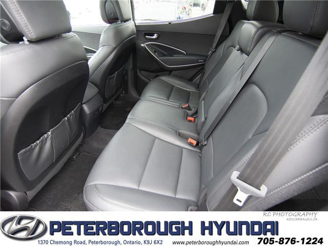2017 Hyundai Santa Fe Sport 2.4 SE (Stk: h11810a) in Peterborough - Image 23 of 23