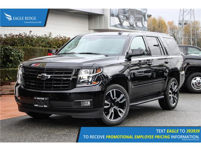 2019 Chevrolet Tahoe Premier (Stk: 97604A) in Coquitlam - Image 1 of 21