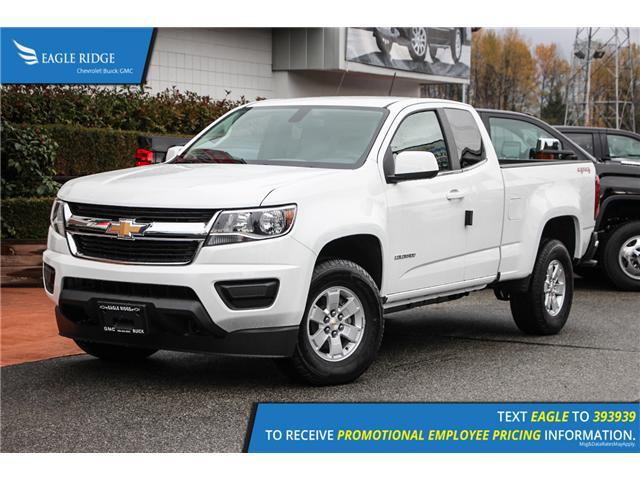 2019 Chevrolet Colorado WT (Stk: 96024A) in Coquitlam - Image 1 of 13