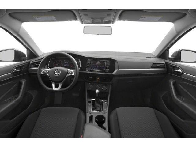 2019 Volkswagen Jetta 1.4 TSI Comfortline (Stk: KJ059435) in Surrey - Image 5 of 9