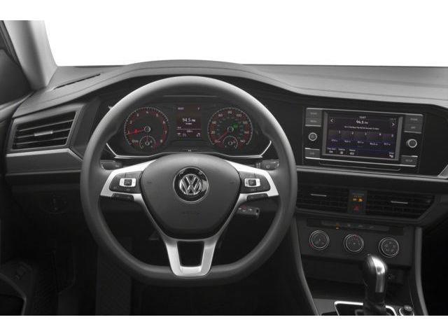 2019 Volkswagen Jetta 1.4 TSI Comfortline (Stk: KJ066436) in Surrey - Image 4 of 9
