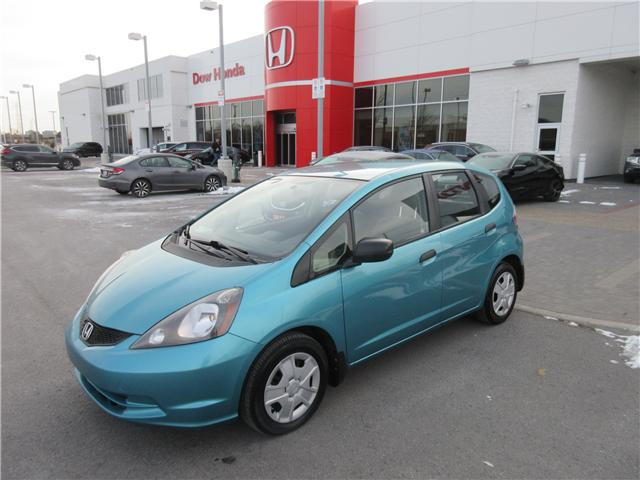 2013 Honda Fit DX-A (Stk: SS3256) in Ottawa - Image 1 of 9