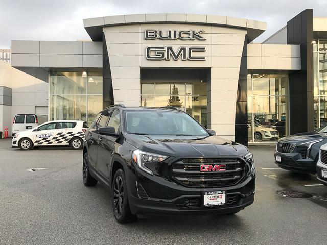 2019 GMC Terrain SLE (Stk: 9T88420) in North Vancouver - Image 2 of 14