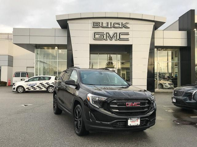 2019 GMC Terrain SLE (Stk: 9T26130) in North Vancouver - Image 2 of 13