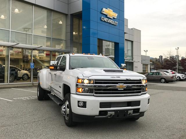 2019 Chevrolet Silverado 3500HD High Country (Stk: 9L8867T) in North Vancouver - Image 2 of 13