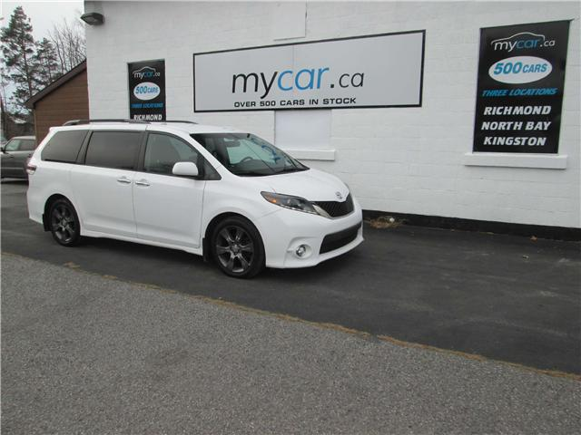 2015 Toyota Sienna SE 8 Passenger (Stk: 181749) in North Bay - Image 2 of 14