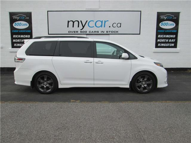 2015 Toyota Sienna SE 8 Passenger (Stk: 181749) in North Bay - Image 1 of 14