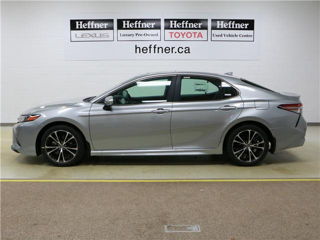 2019 Toyota Camry SE (Stk: 190254) in Kitchener - Image 2 of 3