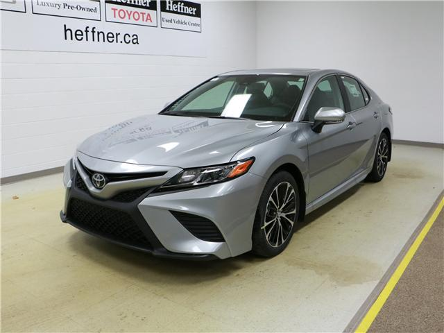 2019 Toyota Camry SE (Stk: 190254) in Kitchener - Image 1 of 3
