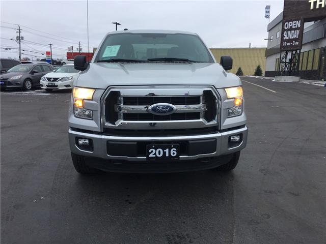 2016 Ford F-150 XLT (Stk: 18608) in Sudbury - Image 2 of 14
