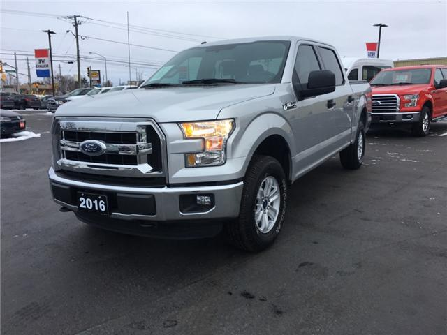 2016 Ford F-150 XLT (Stk: 18608) in Sudbury - Image 3 of 14