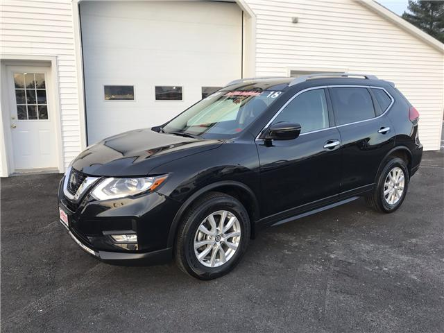 2018 Nissan Rogue SV (Stk: 060) in Oromocto - Image 1 of 15