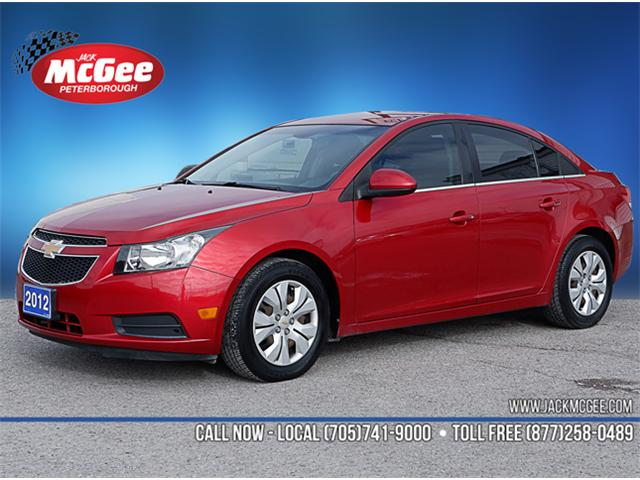 2012 Chevrolet Cruze LT Turbo (Stk: 18957A) in Peterborough - Image 1 of 15