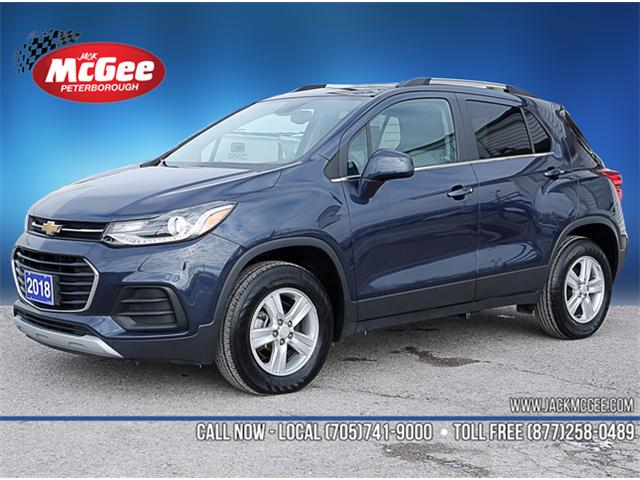 2018 Chevrolet Trax LT (Stk: P92086) in Peterborough - Image 1 of 20