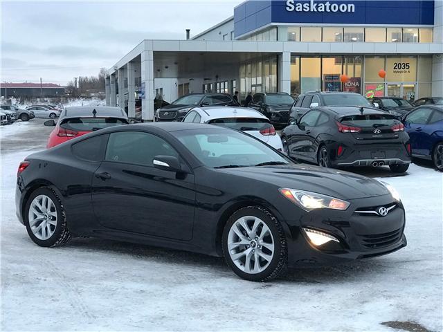 2016 Hyundai Genesis Coupe 3.8 Premium (Stk: B7023) in Saskatoon - Image 1 of 20