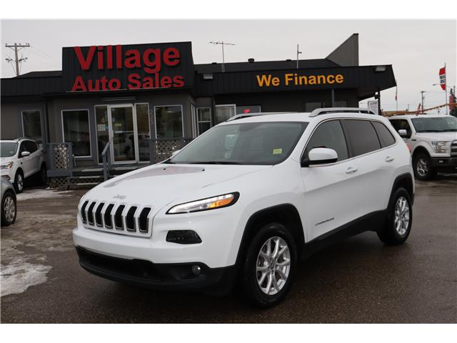 2016 Jeep Cherokee North (Stk: P35817) in Saskatoon - Image 1 of 30
