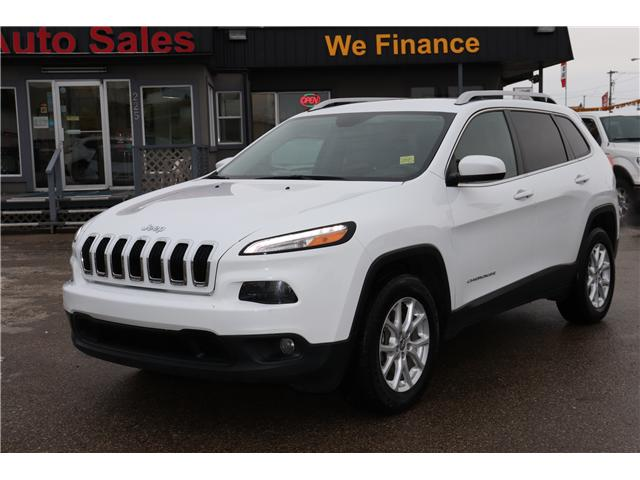 2016 Jeep Cherokee North (Stk: P35817) in Saskatoon - Image 2 of 30