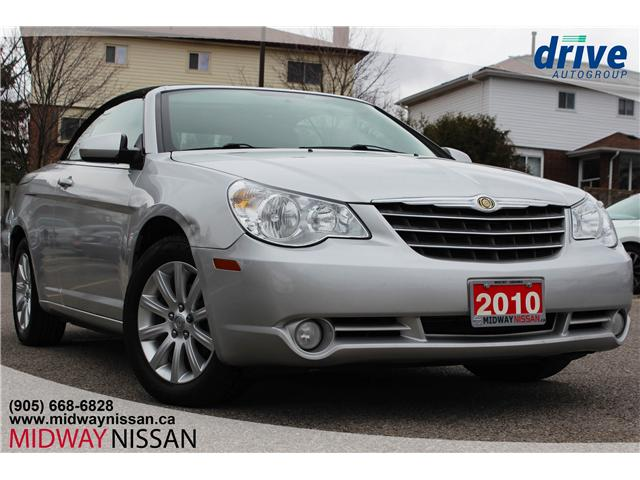 2010 Chrysler Sebring Touring (Stk: JN147910A) in Whitby - Image 1 of 20