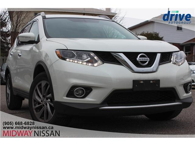 2015 Nissan Rogue SL (Stk: U1503) in Whitby - Image 1 of 26