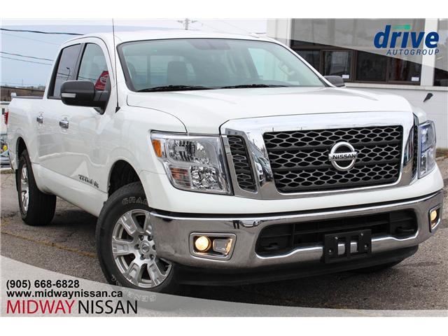 2018 Nissan Titan SV (Stk: U1513) in Whitby - Image 1 of 22
