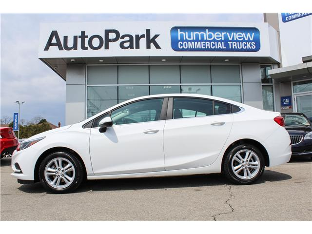 2017 Chevrolet Cruze LT Auto (Stk: apr2334 Q) in Mississauga - Image 3 of 25