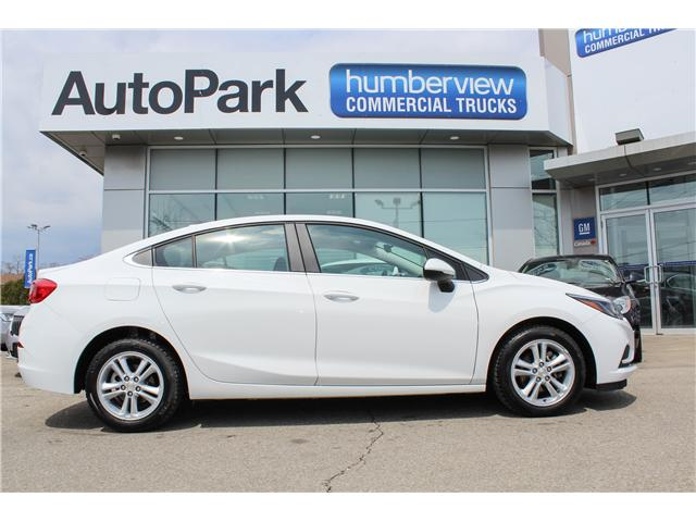 2017 Chevrolet Cruze LT Auto (Stk: apr2334 Q) in Mississauga - Image 4 of 25
