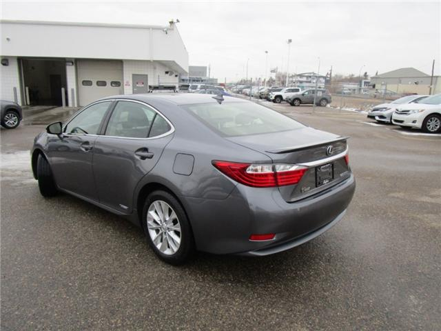 2013 Lexus ES 300h Base (Stk: 1980021) in Regina - Image 2 of 38