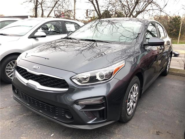 2019 Kia Forte LX (Stk: 902015) in Burlington - Image 1 of 5