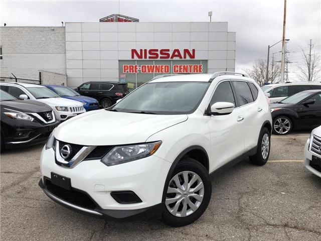 2016 Nissan Rogue S-FWD-BACK-UP CAMERA.. (Stk: M9645A) in Scarborough - Image 1 of 19