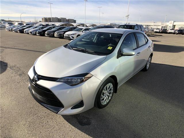 2018 Toyota Corolla  (Stk: 284266) in Calgary - Image 4 of 17